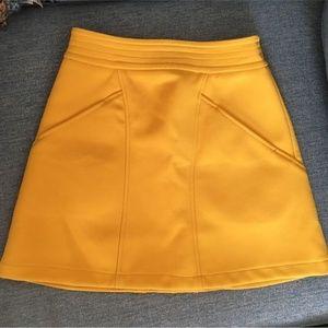 New HM midi skirt